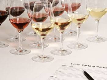 Introductory Evening Wine Course Agenda