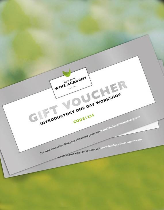 Masterclass gift voucher the london wine academy this voucher is valid for 12 months reheart Choice Image