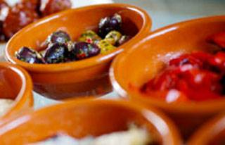 Spanish Wine and Tapas Masterclass Menu
