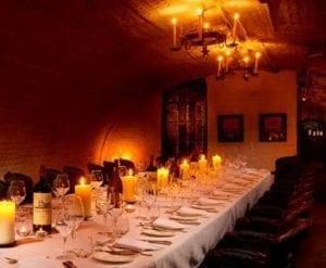 The Stafford Wine Cellar - London Wine Academy
