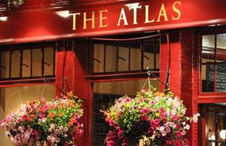 The Atlas Wine Course Location