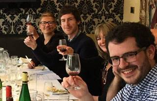 French Wine and Cheese Course Agenda
