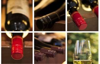 classic regions wine course Menu