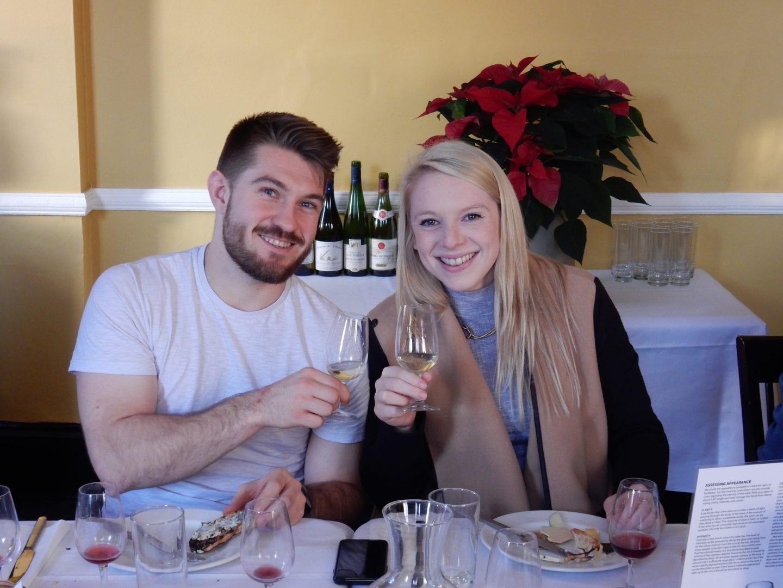 Wine Dinner Date - London Wine Academy