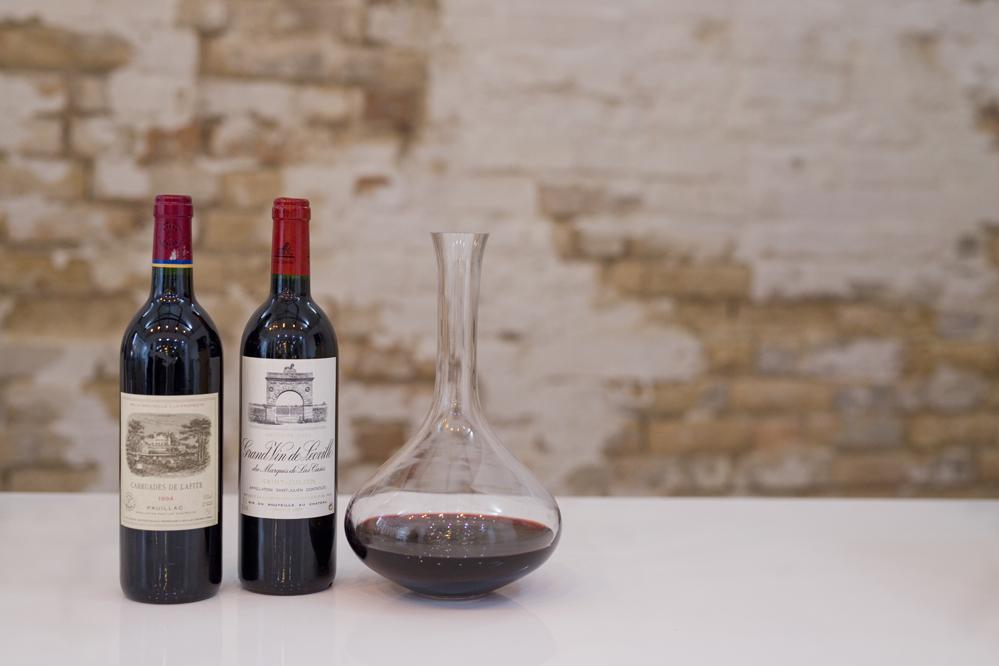 premium introductory wine course